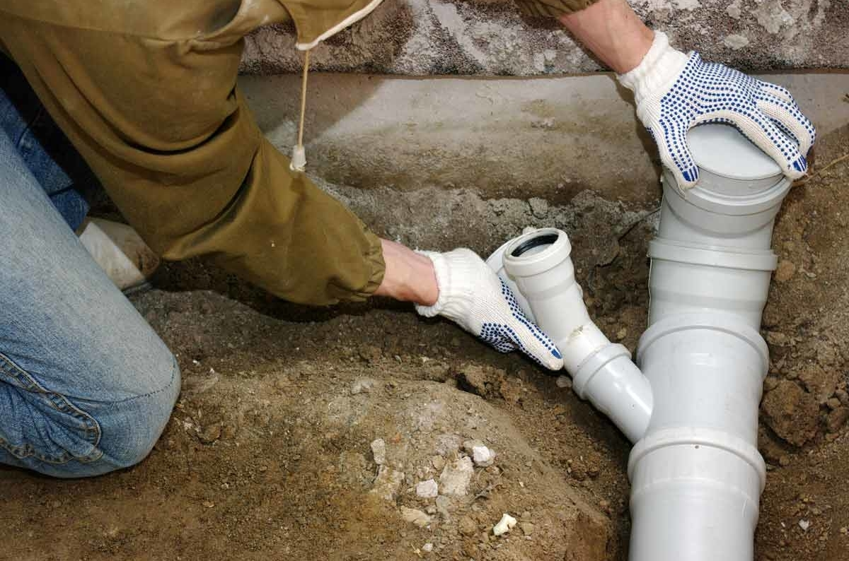 Dylsal plumbing services sewer