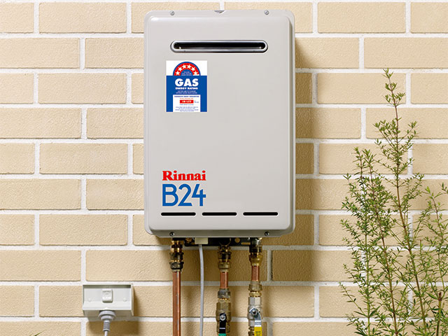 Gas hot water system Sydney
