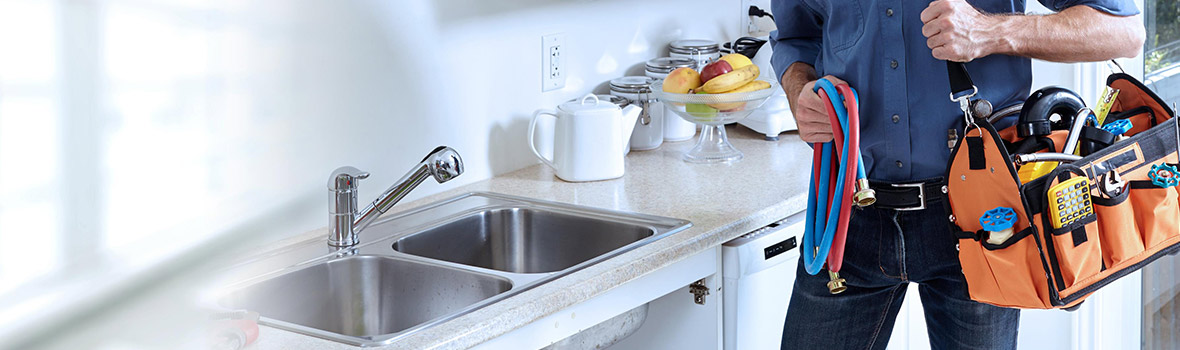 Kitchen plumbing by plumber Sydney